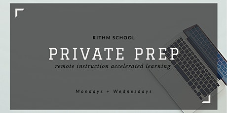 Rithm School Private Accelerated Bootcamp Prep tickets