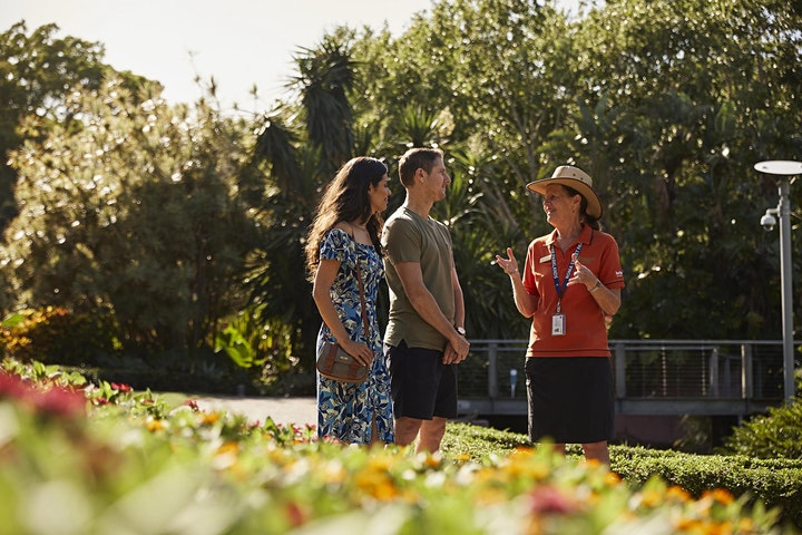 Guided Tour - 20 Years of Roma Street Parkland image
