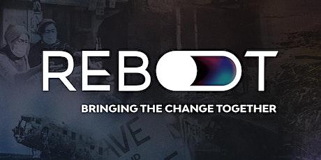 TEDxUNebrija: Reboot entradas