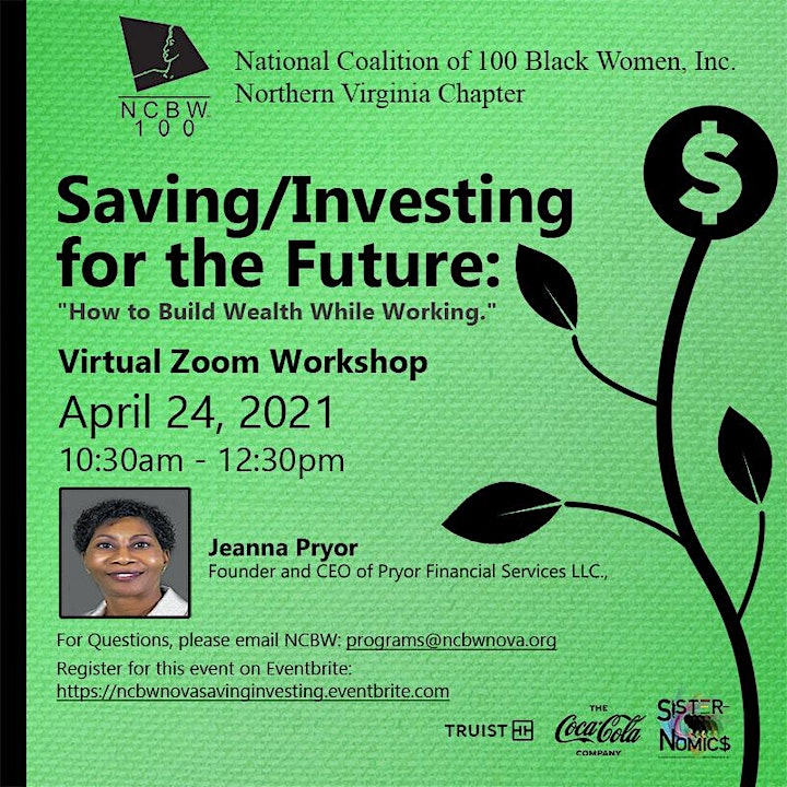 Saving/Investing for the Future: How To Build Wealth While Working image