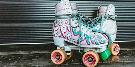 Roller Skates + Taco Plates: Tuesdays in April boletos