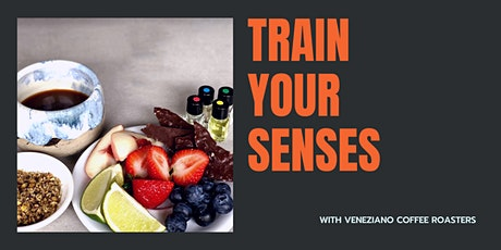 Train your senses tickets