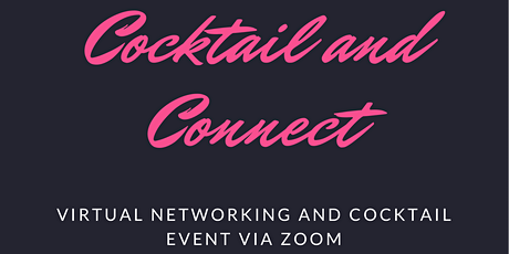 Cocktail and Connect tickets