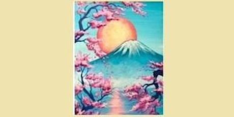 Mt. Fuji, Paint Night tickets