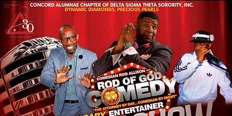 30th Anniversary Comedy Show & After Party Tickets