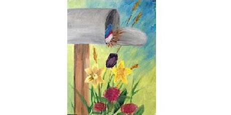 The Mailbox, Paint Night tickets