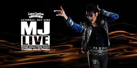 MJ Live - Michael Jackson Tribute Concert Starring Jalles Franca tickets