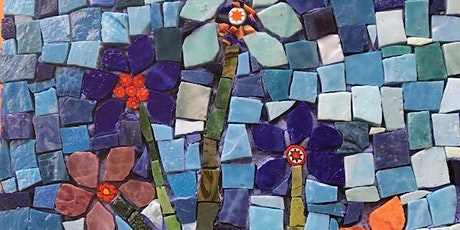 Mosaic Class for Beginners; Say it with Flowers tickets