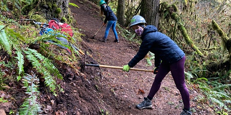 Trail Skills College - Intro to Trail Maintenance tickets