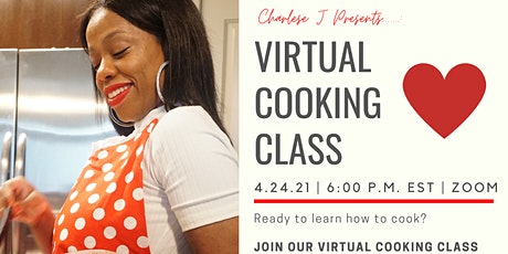 Food For Your Soul: Virtual Cooking Class tickets