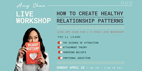 How To Create Healthy Relationship Patterns tickets