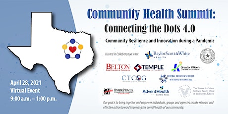 Community Health Summit: Connecting the Dots 4.0 tickets