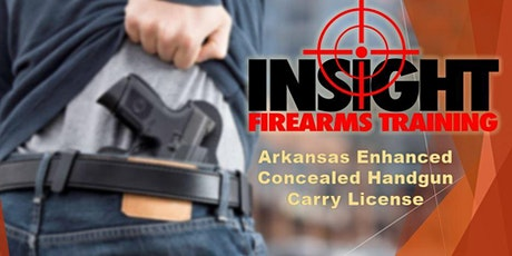 Arkansas Enhanced Conceal Carry Course tickets