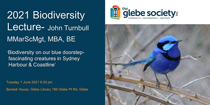 2021 Biodiversity Lecture (Blue Wren Subcommittee) image