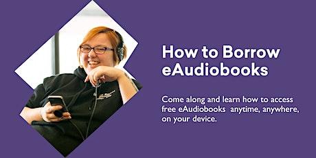 How to Borrow eAudiobooks @ Burnie Library tickets