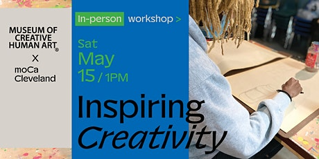 Inspiring Creativity: In-Person Workshop tickets