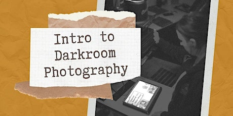 Introduction to Darkroom Photography with Angus Meredith tickets