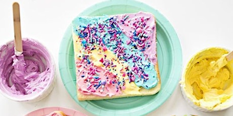 Free Fairy Bread Decorating tickets