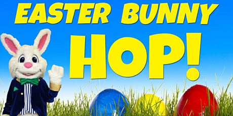 Easter Bunny HOP! & Pictures with Easter Bunny on Good Friday 2022 tickets