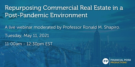 Repurposing Commercial Real Estate In A Post-Pandemic Environment tickets