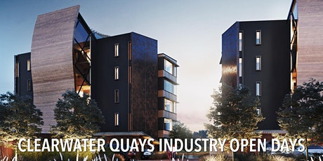Clearwater Quays - Industry Open Day tickets