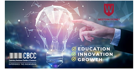 CBCC May #BA5 Event - Education  Innovation Growth tickets