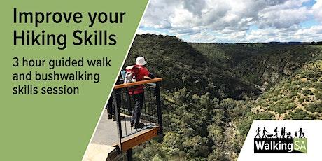 Hiking Skills with Walking SA tickets