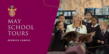 Haileybury Berwick - School Tour Registration tickets