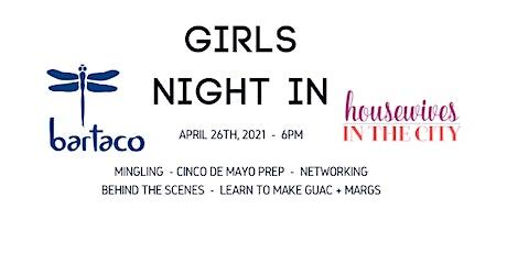 Orlando Girls Night In with bartaco tickets