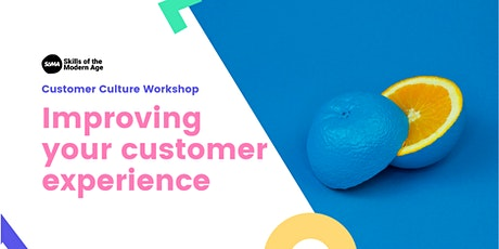 Customer Culture Workshop: Improving your customer experience tickets