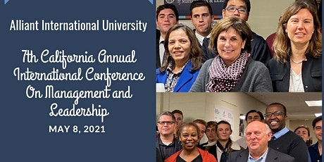 7th California Annual International Conference On Management and Leadership tickets