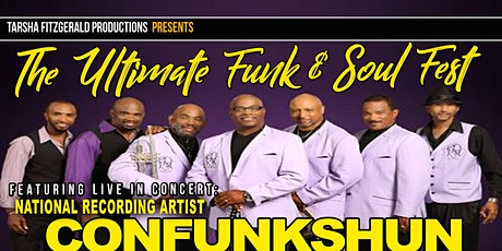 The Ultimate Funk & Soul Fest tickets