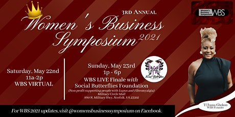 Women's Business Symposium 2021 tickets