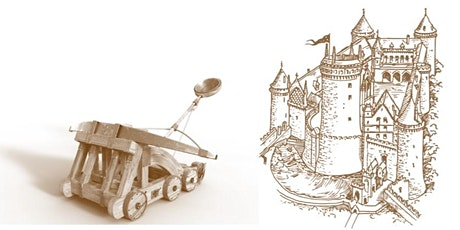 Medieval Madness: Catapult and Castle making - Seaford Library tickets
