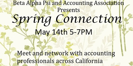 CSUSB Spring Connection tickets