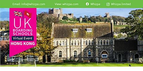 UK Boarding Schools Virtual Event tickets
