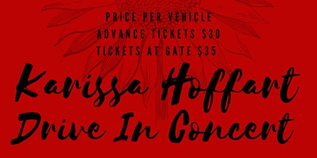 Karissa Hoffart Drive-In Concert tickets