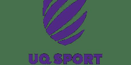 UQ Sport - Staff Induction - July tickets