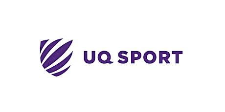 UQ Sport - Staff Induction -August tickets