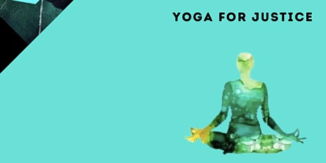 Yoga for JUSTICE tickets