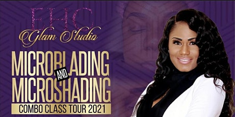 Microblading and Microshading Combo Class tickets