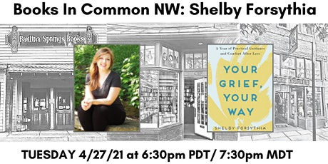 Books in Common NW: Shelby Forsythia tickets
