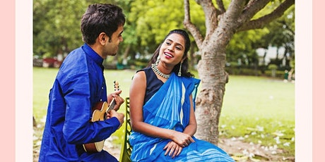 """Musically in Love""- Social (VIRTUAL) for Indian Singles raised in India tickets"