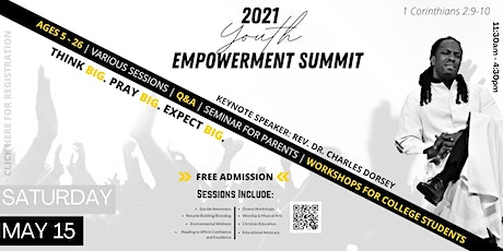 COR 2nd Annual Youth Empowerment Summit tickets