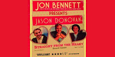 Jon Bennett VS Jason Donovan