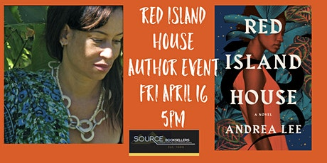 Red Island House Author Event with Andrea Lee tickets