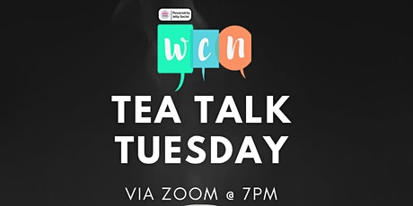 Tea Talk Tuesday -  Top 5 Marketing Strategies, Find More Customers in 2021 tickets