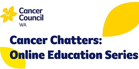 Cancer chatters community series: Exercise and cancer - 7876 tickets