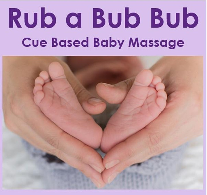Rub-a-Bub-Bub Baby Massage Workshop - Woodcroft Library image