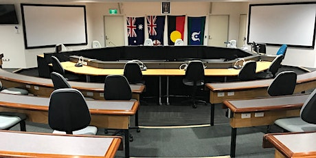 Council Meetings - Attending in person tickets